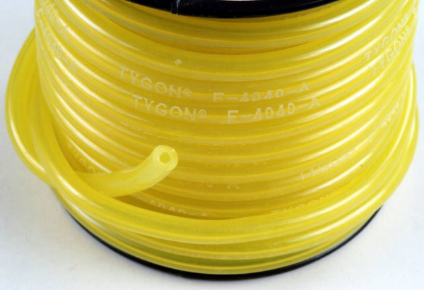 Tygon Tube  2.4mm (3/32 ) bore sold per meter